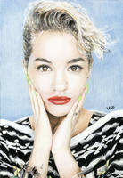 Rita Ora 1 by cherrymidnight