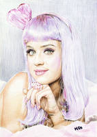 Katy Perry by cherrymidnight