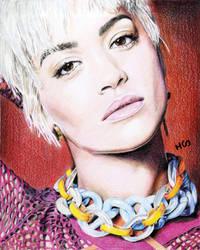 Rita Ora 5 by cherrymidnight