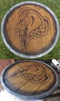 [SKYRIM] Whiterun Shield by Dj3r0m
