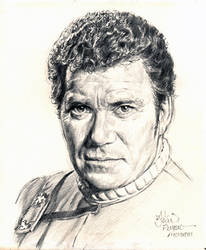 WILLIAM SHATNER by AbdonJRomero