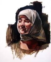 Spanish peasant by AbdonJRomero