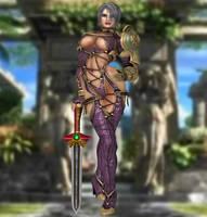 Isabella Valentine (Default) Soul Calibur IV by xXKammyXx