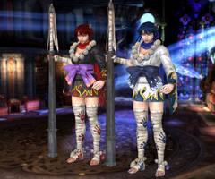Kamikirimusi(Default) Soul Calibur IV by xXKammyXx