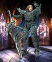 Siegfried Schtauffen(P1) Soul Calibur IV by xXKammyXx