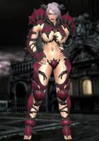 Isabella Valentine(Magic Knight) Soul Calibur LS by xXKammyXx