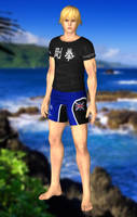 Eliot(Fighter) Dead or Alive 5 by xXKammyXx