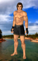 Ein(Fighter Meshmod) Dead or Alive 5 by xXKammyXx
