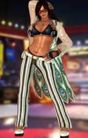 Katarina Alves (P1) Tekken 7 by xXKammyXx