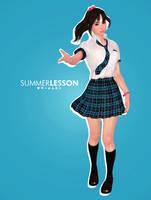 Hikari Miyamoto by xXKammyXx