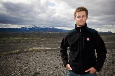 Hekla by McFossey