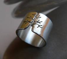 Tree ring by Kreagora