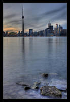 Toronto Skyline by jrstreets