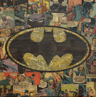 Batman by MikeAlcantara