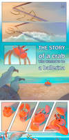 The story of a crab who wanted to be a ballerina by WylfiArt