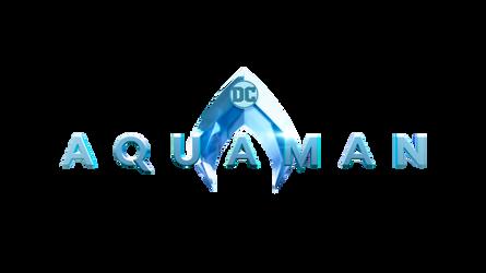 Logo: Aquaman Movie   DC by 4n4rkyX