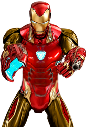 Render: Iron Man | Avengers 4 by 4n4rkyX