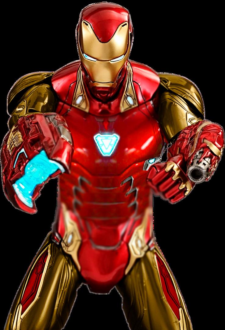 Render: Iron Man | Avengers 4 by 4n4rkyX