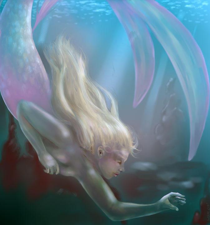 Dive by matildarose