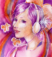 Passionate Music by matildarose