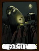 Hermit by matildarose