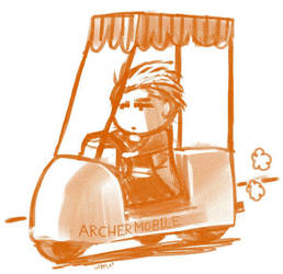 lol archermobile by matildarose