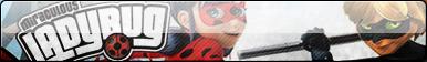 Miraculous Ladybug Fan Button by Allen-WalkerDGrayMan