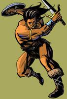 Savage Sword by TonyDennison