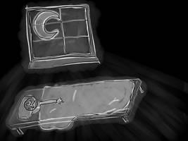 Niespokojny sen by Kanindor