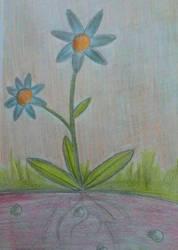 Kwiatek by Kanindor