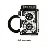 C is for Camera by scheherazade