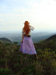 Malon's Back by luna-ishtarcosplay