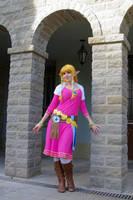 Zelda - Skyward Sword by luna-ishtarcosplay