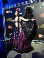 Morgana's revenge by luna-ishtarcosplay