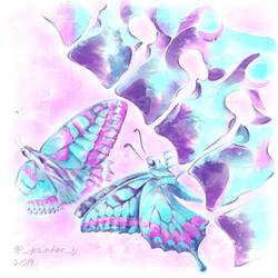 Doodle)) by paintergi