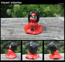 Vincent Valentine Polymer 01 by Mahkohime