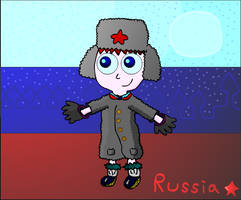 Russia by MidnightInMoscow
