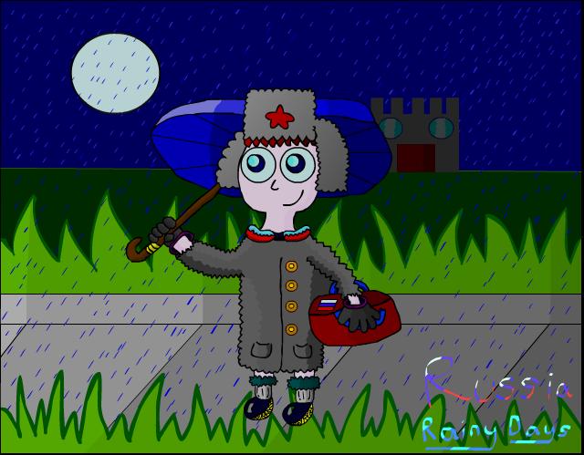 Rainy Days by MidnightInMoscow