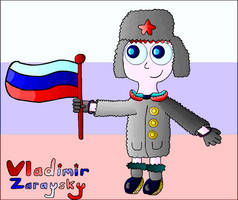 Russian Flag by MidnightInMoscow