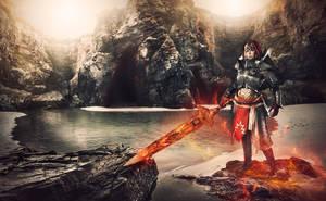 Meredith Stannard - Dragon Age II - 1 by Atsukine-chan