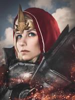 Meredith Stannard - Dragon Age II - 3 by Atsukine-chan