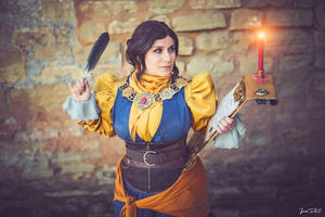 Josephine - Dragon Age Inquisition - 3 by Atsukine-chan