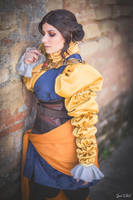 Josephine - Dragon Age Inquisition - 4 by Atsukine-chan