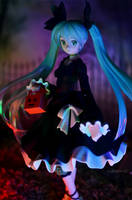 Halloween Princess by HunterX-v2