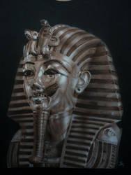 Tutankamon by ACrowley