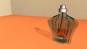 Bottle Perfume by chelland