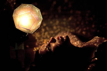 Astro lamp 2 by Asilwen