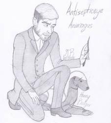 Anti Animagus by Innocent-Maze