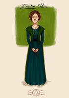 Order of the Phoenix - Emmeline Vance by aidinera