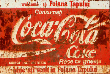 Coca-Cola by slickdj3